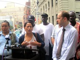 SoHo Street Vendors Sue City Over 'Illegal' Raid