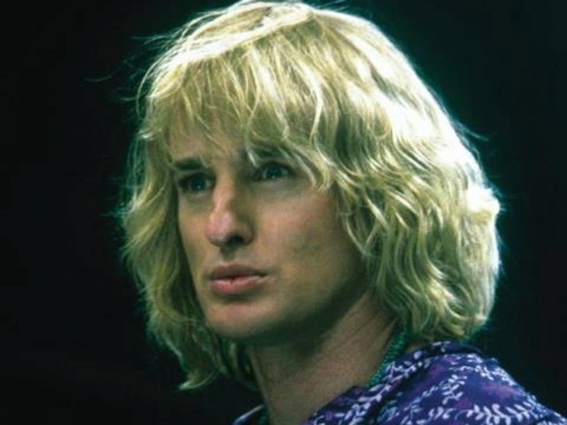Owen Wilson plays model Hansel in