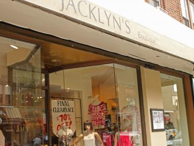 Jacklyn's Boutique on Austin Street is holding its second annual Fashion's Night Out event.