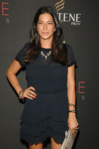Rebecca Minkoff at the Style Awards at the tents at Lincoln Center, Wednesday, September 5, 2012.