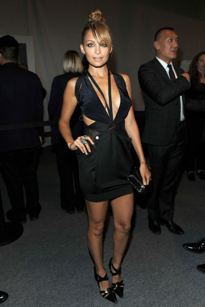 Nicole Richie at the Style Awards at the tents at Lincoln Center, Wednesday, September 5, 2012.