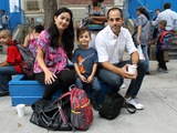 New York City Kids Head Back to School