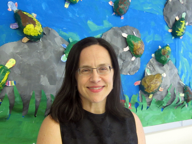 <p>Maggie Siena, former principal of P.S. 150, now leads The Peck Slip School.</p>