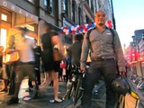 'Crazy' Fashion's Night Out Crowds Flood SoHo Streets