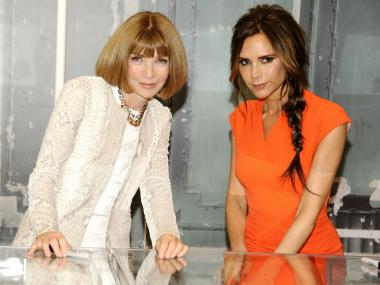 Kim Kardashian, Anna Wintour and Ryan Lochte were among the celebs spotted at Fashion's Night Out.