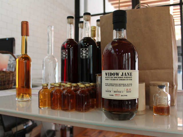 Cacao Prieto will celebrate the launch of its Widow Jane seven-year bourbon at a block party Oct. 19 in Red Hook.