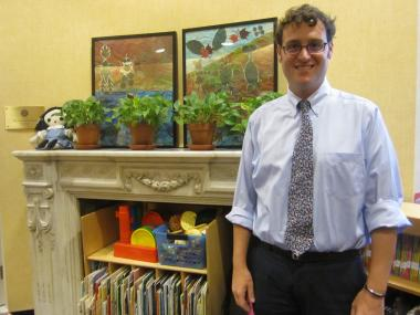 DNAinfo.com New York talked with the head of Hewitt's lower school, Frank Patti.