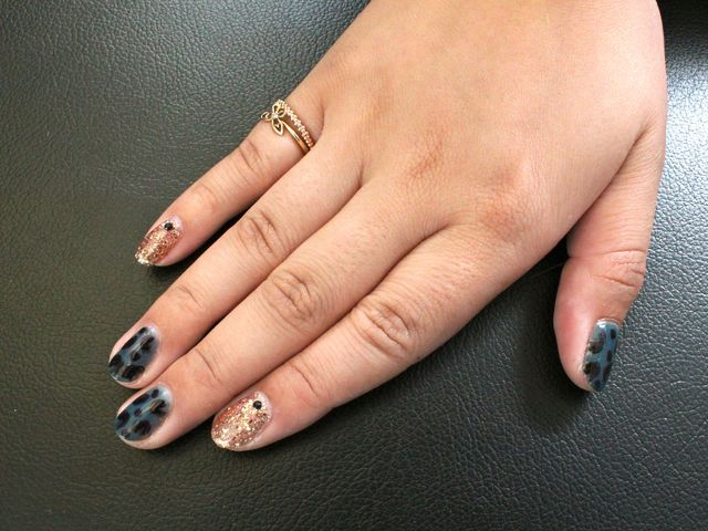 Shows Off Style with Nail Art - Lincoln Square - DNAinfo.com New York