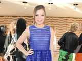 Hailee Steinfeld, Fran Drescher and Katharine McPhee Hit Fashion Week