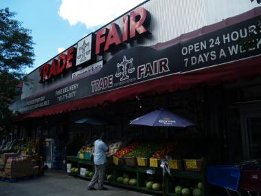 Trade Fair supermarket and Councilman Daniel Dromm have been in a long-standing battle.