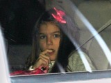 Suri Cruise's First Day of School Sees Paparazzi Flock to Chelsea