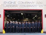 Red Hook Firefighters Memorialize '7 in Heaven' Lost on 9/11