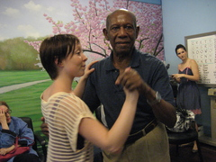 Valentine's Day Dance for Alzheimer's Patients