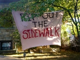 Pelham Parkway Residents Blast 'Sidewalk to Nowhere'