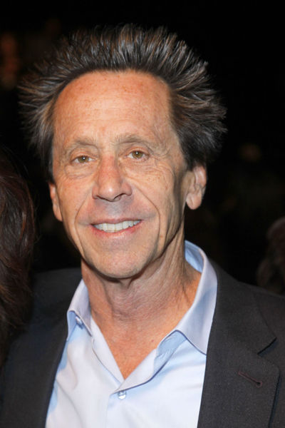 Producer Brian Grazer at the Naeem Khan show at the Lincoln Center Tents, Tuesday, September 11, 2012.