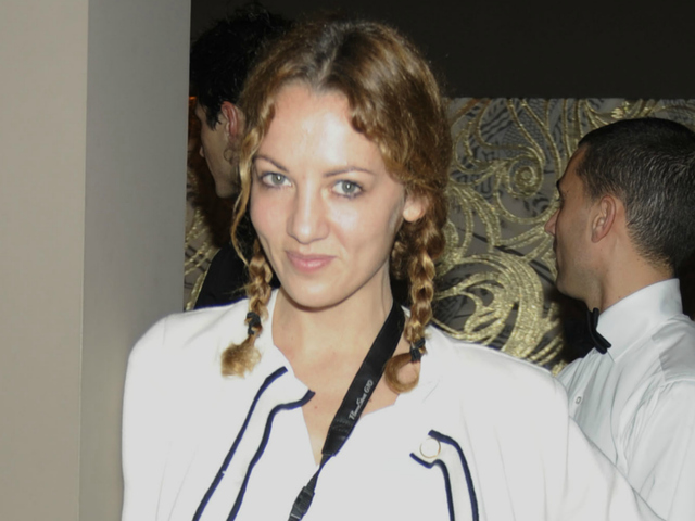 Jennifer Eymere at a dinner at the Webster in Miami on Dec. 3, 2009. Eymere was sued on Sept. 11, 2012, over an incident at a Zac Posen fashion show.