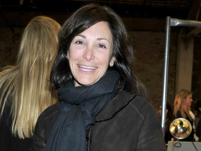 Lynn Tesoro at a Rachel Roy Fall 2010 Collection show in New York City on Feb. 14, 2010. Tesoro sued three French fashionistas on Sept. 11, 2012, accusing them of assaulting and defaming her at a Zac Posen show.