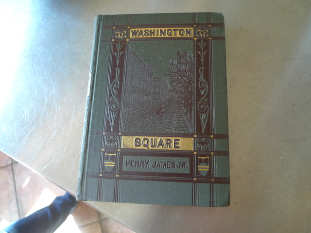 An edition of Henry James'