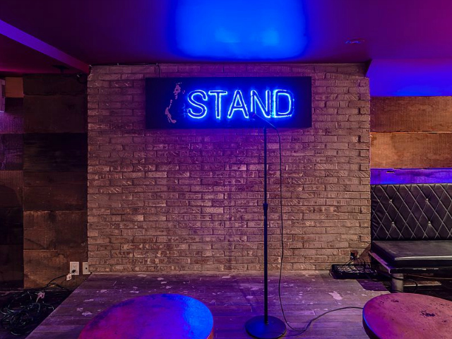 The owners of The Stand in Gramercy said they intend to attract big-name talent. Judah Friedlander, of