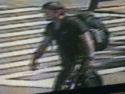 Police believe they have this man in custody in connection with a sexual assault in Central Park Sept. 12, 2012.