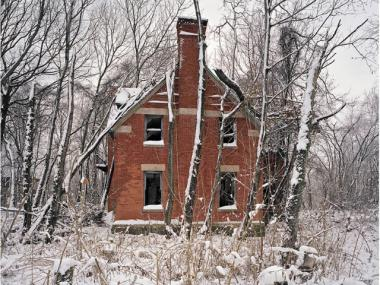 Photographer Christopher Payne will be talking about his work on North Brother Island Thursday.