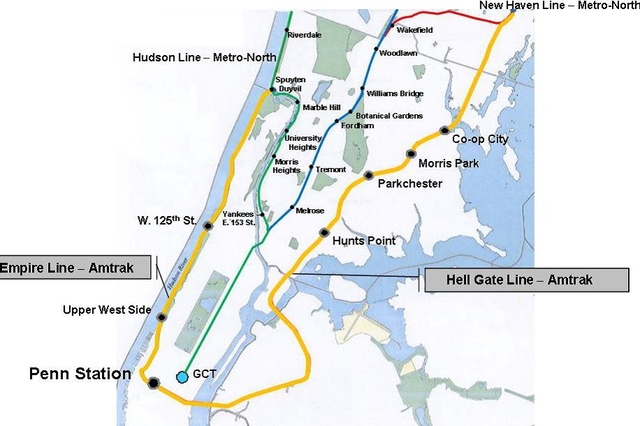 MTA Briefs Residents on Proposed MetroNorth Expansion in Bronx