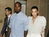 Kim Kardashian, Kanye and Tyra Banks Attend Celeb-Heavy Fashion Week Shows