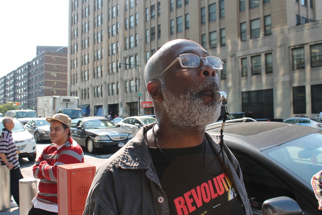 Carl Dix a founding member of the Revolutionary Communist Party, said the Ramarley graham case was