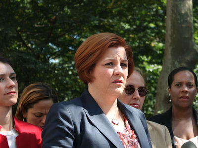 A day after the rape of a 74-year-old woman in Central Park, City Council Speaker Christine Quinn assured New Yorkers that the park is safe.