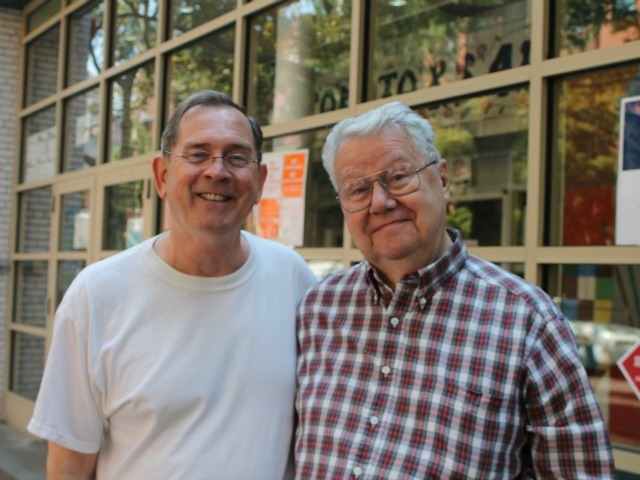 Ray Durand and Earl Shields both voted for Brad Hoylman for State Senate.