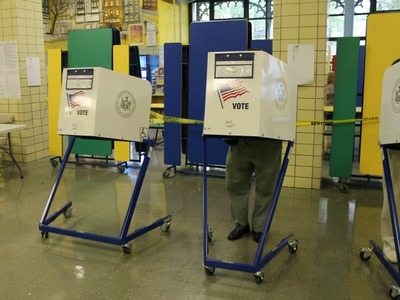 <p>Voters last headed to the polls for the state primary.</p>