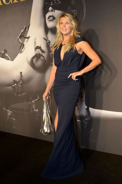 Alexandra Richards at the launch of Lady Gaga FAME at the Solomon R. Guggenheim museum, Thursday, September 13, 2012.