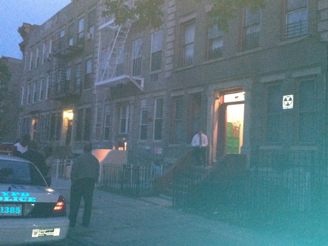An 85-year-old woman was found dead of an apparent stab wound in her Jefferson Avenue apartment on Sept. 14, 2012.
