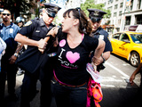 Dozens Arrested Since Start of 'Occupy' Anniversary Marches