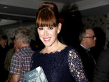 Molly Ringwald Celebrates New Novel 'When It Happens to You' in SoHo