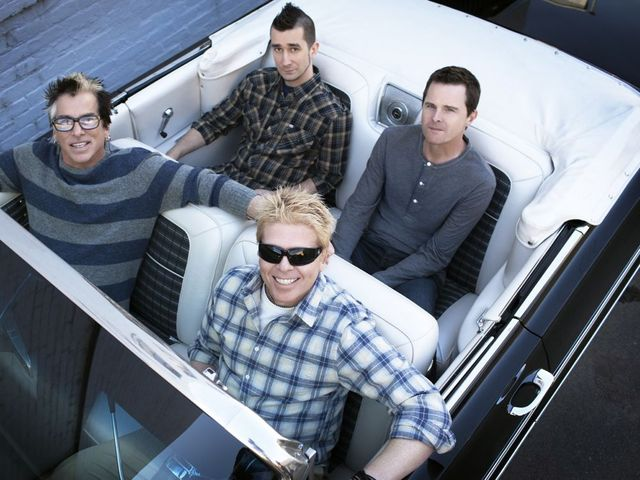 Southern California-based punks The Offspring rock out at Terminal 5, Wednesday night, featuring tracks from their 9th studio album