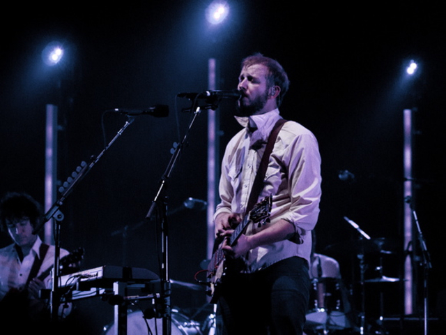 Bon Iver performs at Radio City Music Hall Sept. 19-22.