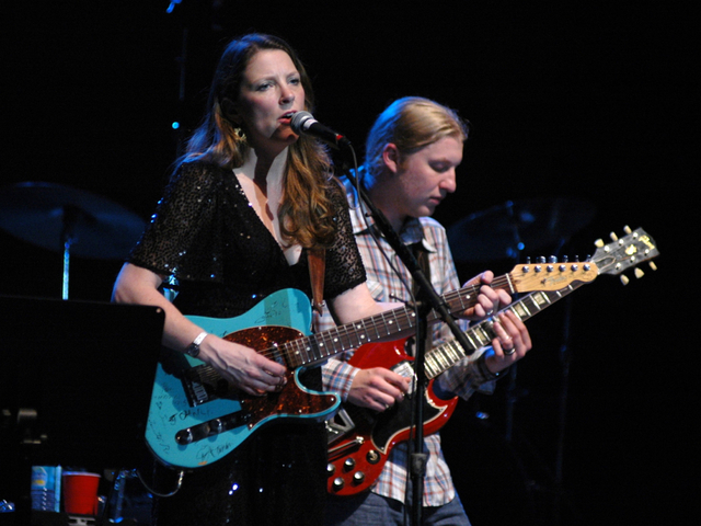 Formed in 2010, Florida's The Tedeschi Trucks Band is a partnership between husband-and-wife musicians Derek Trucks and Susan Tedeschi. At the Beacon Theatre (Sept 20-22).