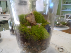 Valentine's Day Workshop at Twig Terrariums