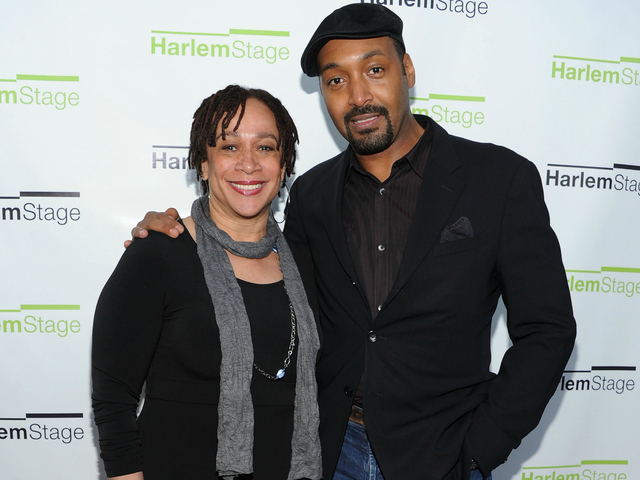 S. Epatha Merkerson and her
