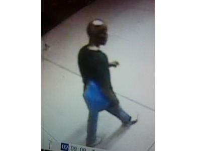 NYPD released a new picture of the man suspected of torching 15 cars in Harlem Sept. 11.