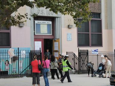 A gifted and talented program was introduced at P.S. 166 in Astoria in 2010.