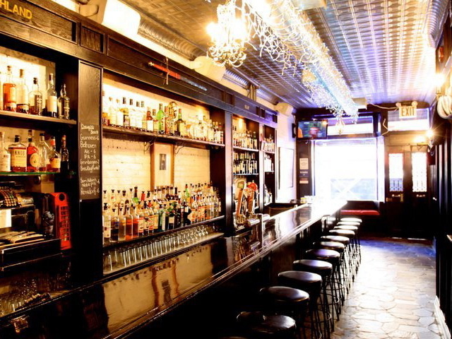 The owners of Caledonia Scottish Pub, pictured here, are opening a new bar on Fifth Avenue and Bergen Street in Park Slope.