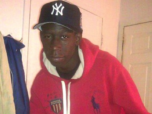 Theodore Beckles, 19, was stabbed and killed on Sept. 20, 2012.
