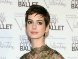 Valentino's Gals Anne Hathaway, SJP Dazzle at New York City Ballet Opener