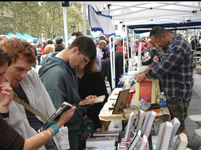 The Brooklyn Book Festival, in its seventh year, hosts it main event on Sunday, Sept. 23, 2012.