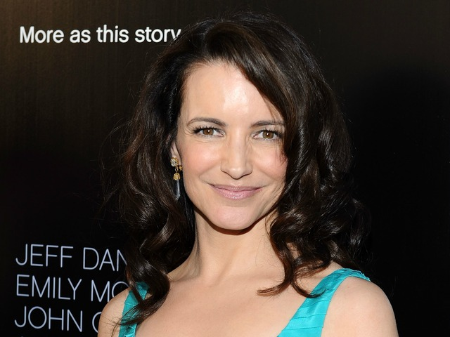 Kristin Davis is among the speakers at this year's Brooklyn Book Festival.