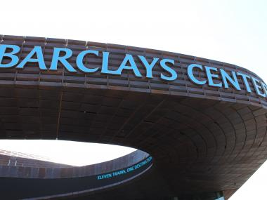 The Barclays Center in downtown Brooklyn will play host the 2013 NBA Draft on June 27.
