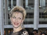 Courtney Love Strikes Classic Pose at Metropolitan Opera Season Opener