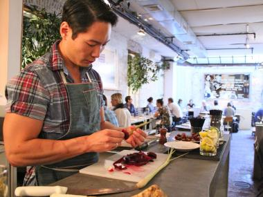 With restaurants popping up in hard to reach places, foodies are rising to the travel challenge.